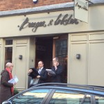 <b>Burger &amp; Lobster: Fast Food With Class  </b>