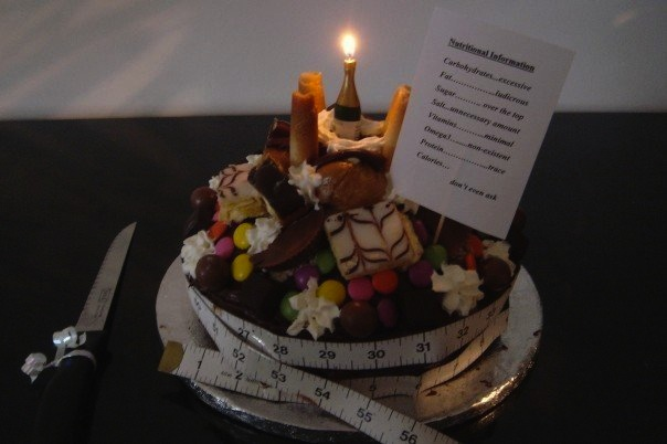 Birthday Cake Images With Name Khushbu : Excuses don t cut it anymore - Khushboo s Blog