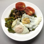 <b>Sautéed Kale Breakfast Bowl</b>