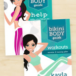 <b>Kayla Itsines 12-Week Bikini Body Program</b>