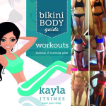 <b>Weeks 1-4 of Kayla Itsines Bikini Body Program</b>