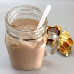 <b>Peanut Butter Cup Protein Smoothie</b>