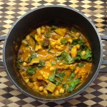 <b>Sweet Potato &amp; Chickpea Curry</b>
