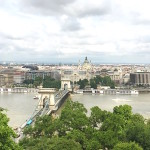 <b>Playing tourist in Budapest</b>