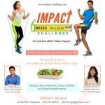 <b>IMPACT 6-Week Wellness Challenge</b>