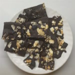 <b>Dark chocolate bark</b>
