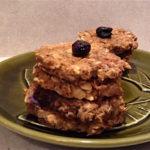 <b>Vegan Blueberry Protein Pancakes</b>